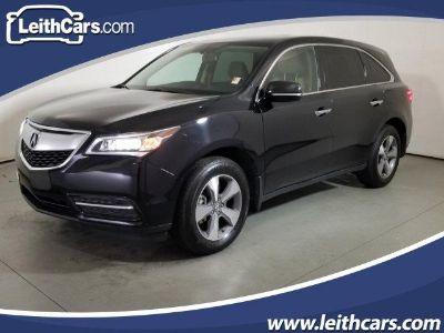 2014 Acura MDX Base (Crystal Black Pearl)