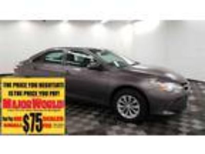 $14900.00 2016 TOYOTA Camry with 46201 miles!