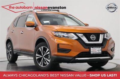 2019 Nissan Rogue (Orange Metallic)