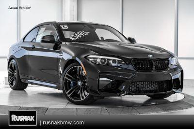 2018 BMW M2 Coupe (Black)