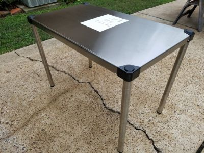 **** NEW Stainless Steel Tables and Shelf****