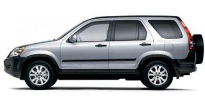 2005 Honda CR-V EX (Black)