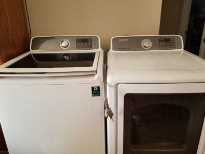 Washer &Dryer