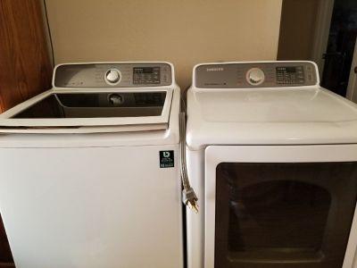 Washer &Dryer