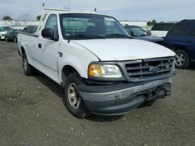 Find 2001 F-150 5.4 CNG ENGINE 53,058 ACTUAL MILES FREE DELIVERY motorcycle in Vershire, Vermont, United States, for US $1,750.00