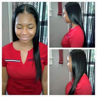 Silk Press Special $45 New Clients!