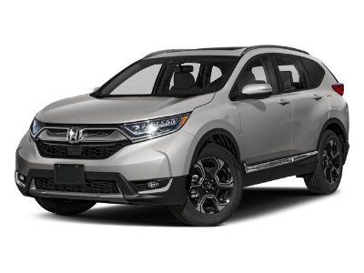 2018 Honda CR-V Touring (Silver)