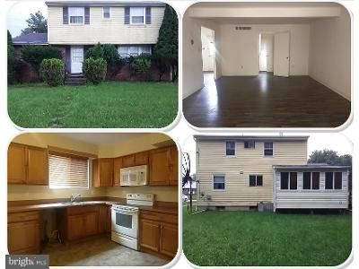 4 Bed 2.5 Bath Foreclosure Property in Randallstown, MD 21133 - Lucerne Rd