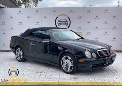 2001 Mercedes-Benz CLK Class