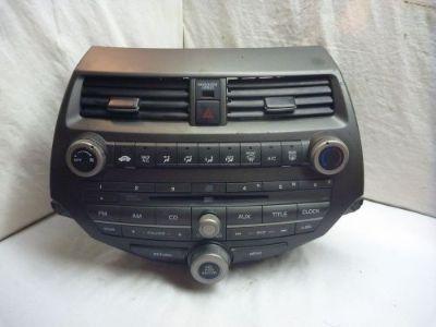 Purchase 08 09 10 11 12 Honda Accord AMFM Radio Cd MP3 Player 4BA2 39100-TA0-A11 C56111 motorcycle in Williamson, Georgia, United States, for US $95.00