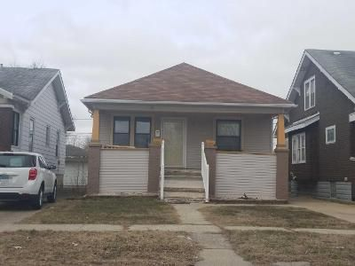 3 Bed 1 Bath Preforeclosure Property in Calumet City, IL 60409 - Freeland Ave
