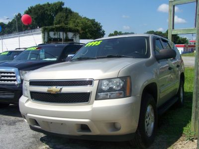 2007 CHEVY TAHOE AUTO COLD AIR 3RD ROW~BLOWOUT~