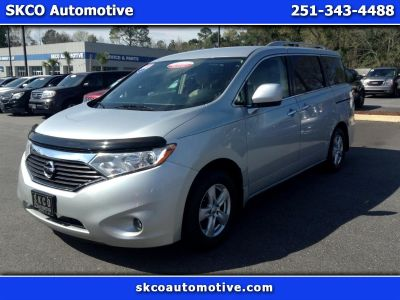 2013 Nissan Quest 3.5 S (SILVER)