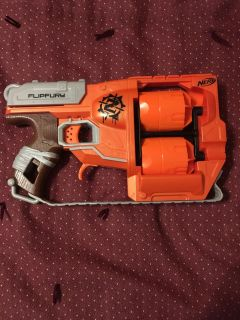 Nerf flip fury in excellent condition