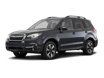 2018 Subaru Forester 2.5i Limited (Black)