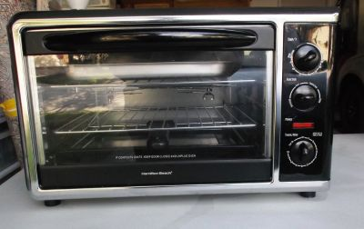 Hamilton Beach Countertop Oven with Rotissiere