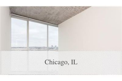 GORGEOUS 2BED/1BA LOFT IN SOUTH LOOP INCLUDES HEAT AND INTERNET. Dog OK!
