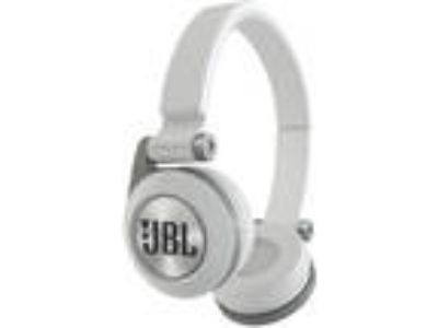Brand New JBL SYNCHROS E30 On-Ear Headphone White