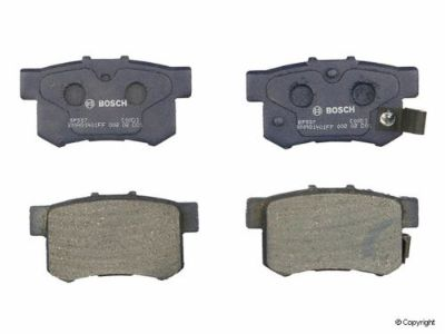 Sell Bosch QuietCast Disc Brake Pad fits 2007-2008 Suzuki SX4 motorcycle in Dallas, Texas, United States, for US $57.12