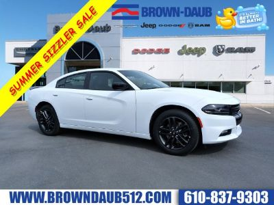 2019 Dodge Charger SXT (White Knuckle Clearcoat)