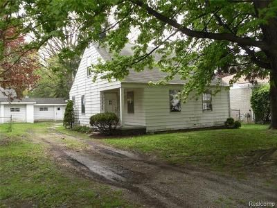 4 Bed 2 Bath Foreclosure Property in Warren, MI 48089 - Frazho Rd