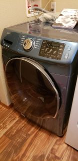 Front load washer only