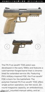 For Trade: FN Five-Seven