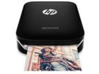 HP Sprocket Portable Photo Printe Photos On 2x3