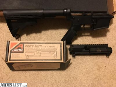 For Sale: Ar15 Lower and upper receiver