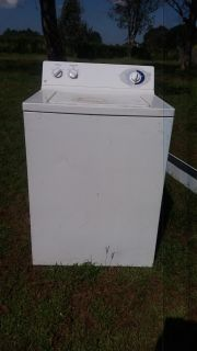 GE electric washer works great!