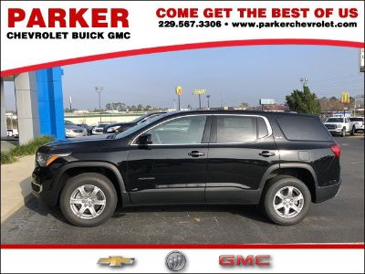 2019 GMC Acadia SLE (Ebony Twilight Metallic)