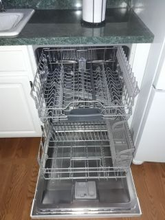 BOSCH DISH WASHER SILENT PLUS 50 dba