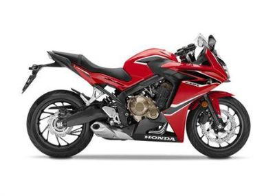 2018 Honda CBR650F Sport Motorcycles Bessemer, AL