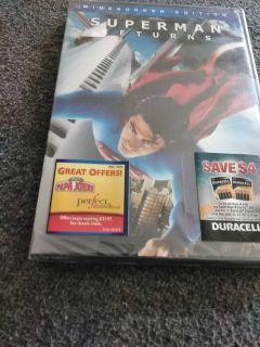 Superman Returns DVD