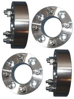 Buy GOLF CART WHEEL SPACERS 4/4 BOLT PATTERN (1 Inch) 2 Pair motorcycle in Hanover, Indiana, US, for US $139.95