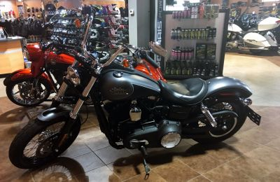 2017 Harley-Davidson Dyna Street Bob Street / Supermoto Motorcycles Barre, MA