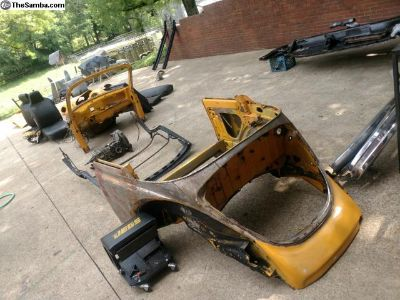 Parting out 78 convertible
