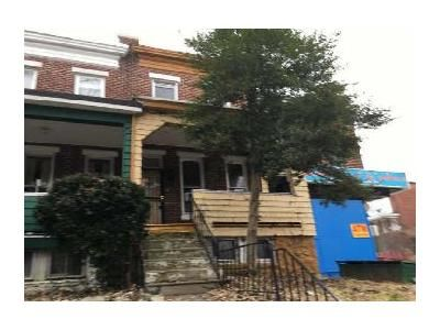 3 Bed 1 Bath Foreclosure Property in Baltimore, MD 21216 - N Ellamont St