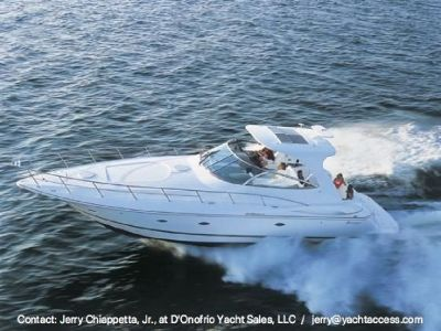 2005, 44' CRUISERS 440 EXPRESS For Sale