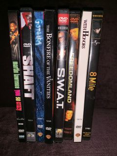 Assorted DVD s-$1 each
