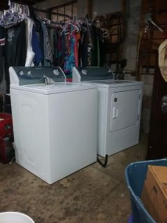 Crowley washer and dryer