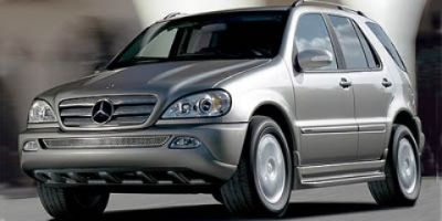 2005 Mercedes-Benz M-Class ML350 (Pewter Metallic)