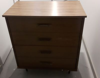 Dresser - Very Nice Condition - 4 Drawers all slide easy - 32 x 18 x 37.5 inches high