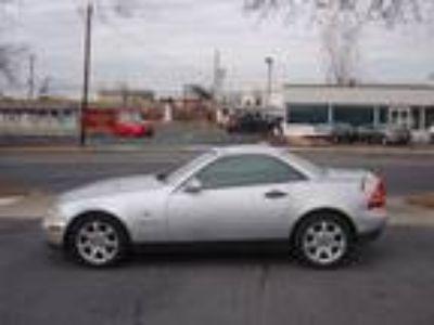 1998 Mercedes-Benz SLK For Sale