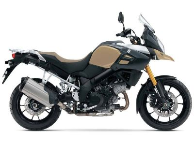 2014 Suzuki V-Strom 1000 ABS Dual Purpose Motorcycles Cleveland, OH