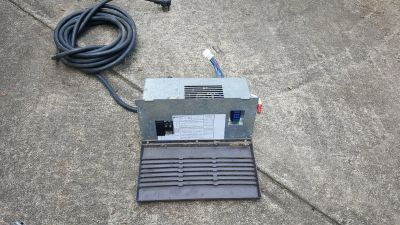 Power Box for 1999 Coleman Pop-up Camper by Fleetwood Utah