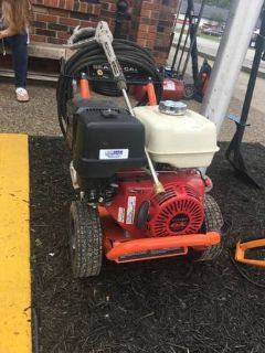 Echo BearCat Pressure Washer