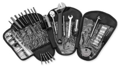 Snap on 33 piece motorcycle tool set