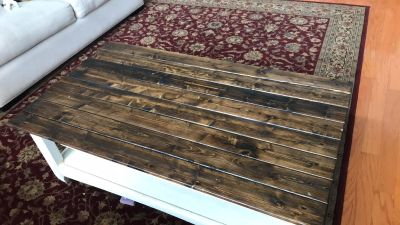 Free Coffee table and 2 end tables