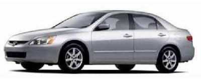 2004 Honda Accord Sdn EX